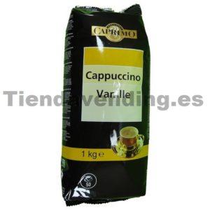 Café vainilla Caprimo en caja de 10 kg